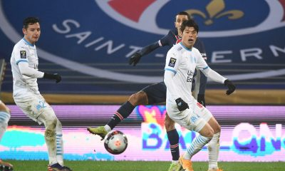 """PSG/OM (2-1) - Florian Thauvin : """"On a réalisé un bon match"""""""