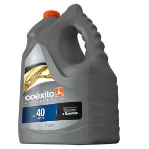 Lubricante Silver 40 Gasolina Galón