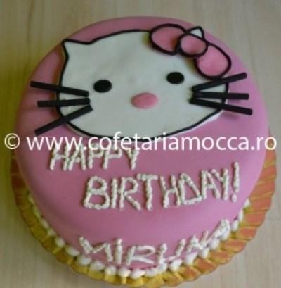 Tort pentru copi hello kittyi oradea (68)