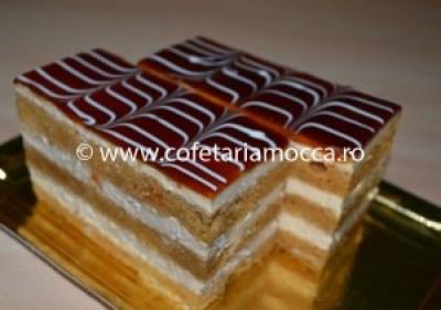 prajitura caramela oradea