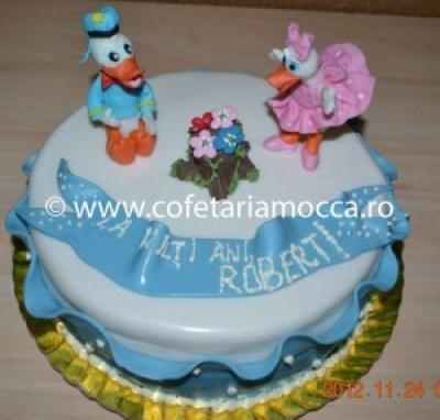 Tort pentru copii donald si daisy oradea (100)