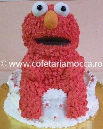 Tort zi de nastere copii Elmo oradea