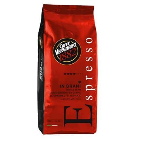 Espresso Vergnano - Espresso Casa, 1000g σε κόκκους
