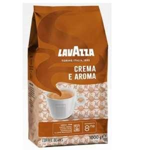 Espresso Lavazza - Crema E Aroma Brown, 1000g σε κόκκους