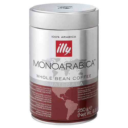Espresso illy - Monoarabica Guatemala, 250g σε κόκκους