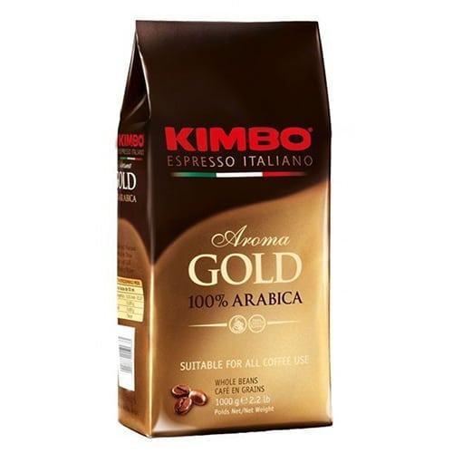 Espresso Kimbo - Aroma Gold 1000g σε κόκκους