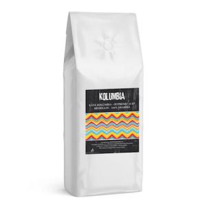 Espresso Kolumbia Supremo 18 EP Medellin 1000g σε κόκκους