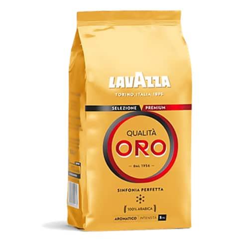 Espresso Lavazza - Qualita Oro, 1000g σε κόκκους