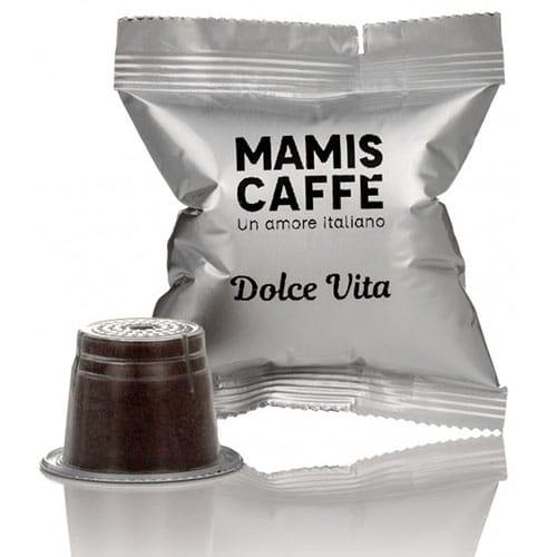 Mamis - 25 Dolce Vita Nespresso συμβατές κάψουλες