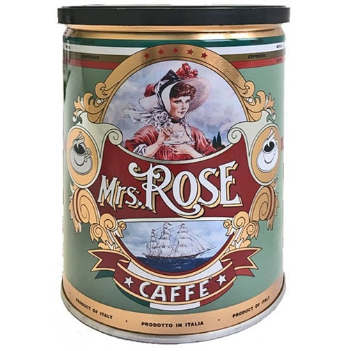 Espresso Mrs. Rose - Decaffeinated 250g αλεσμένος