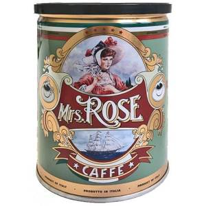 Espresso Mrs. Rose - Decaffeinated 250g αλεσμένος