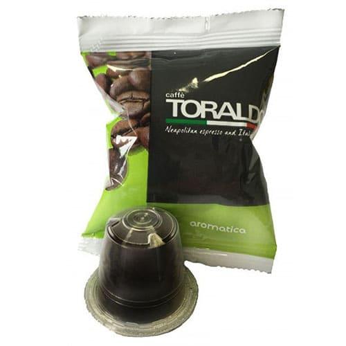 Toraldo - 25 Aromatica Nespresso συμβατές κάψουλες