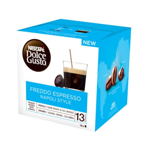 Nescafe Dolce Gusto Freddo Espresso Napoli Style
