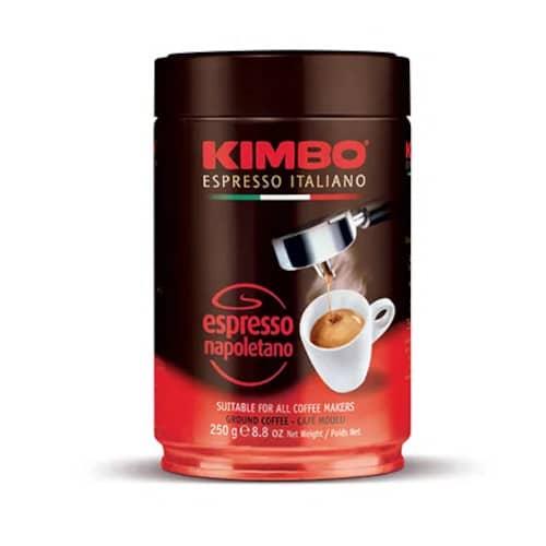 Espresso Kimbo Napoletano 250gr Αλεσμένος Tin