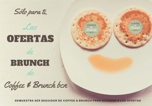 Ofertas exclusivas de brunch en Barcelona