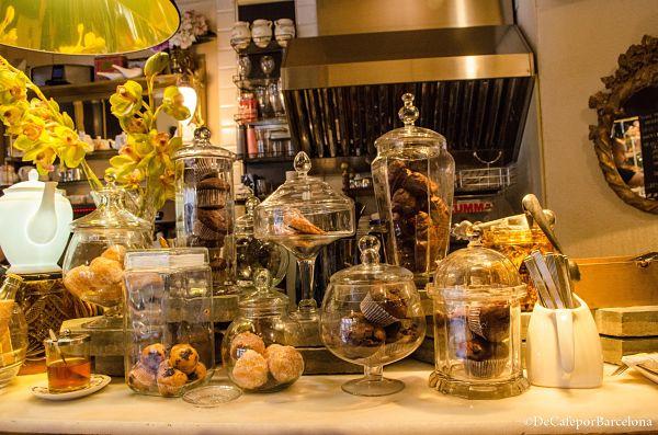 cafeterias con encanto en Barcelona