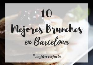 Mejor brunch Barcelona según expats