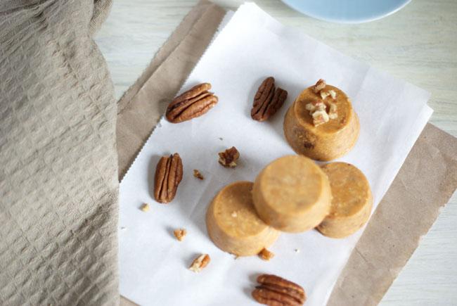 Galletas de avena sin horno-Recetas de brunch saludables-Mini cupcakes