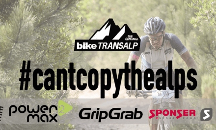 BIKE Transalp 2018 – Maxime finisht in Arco