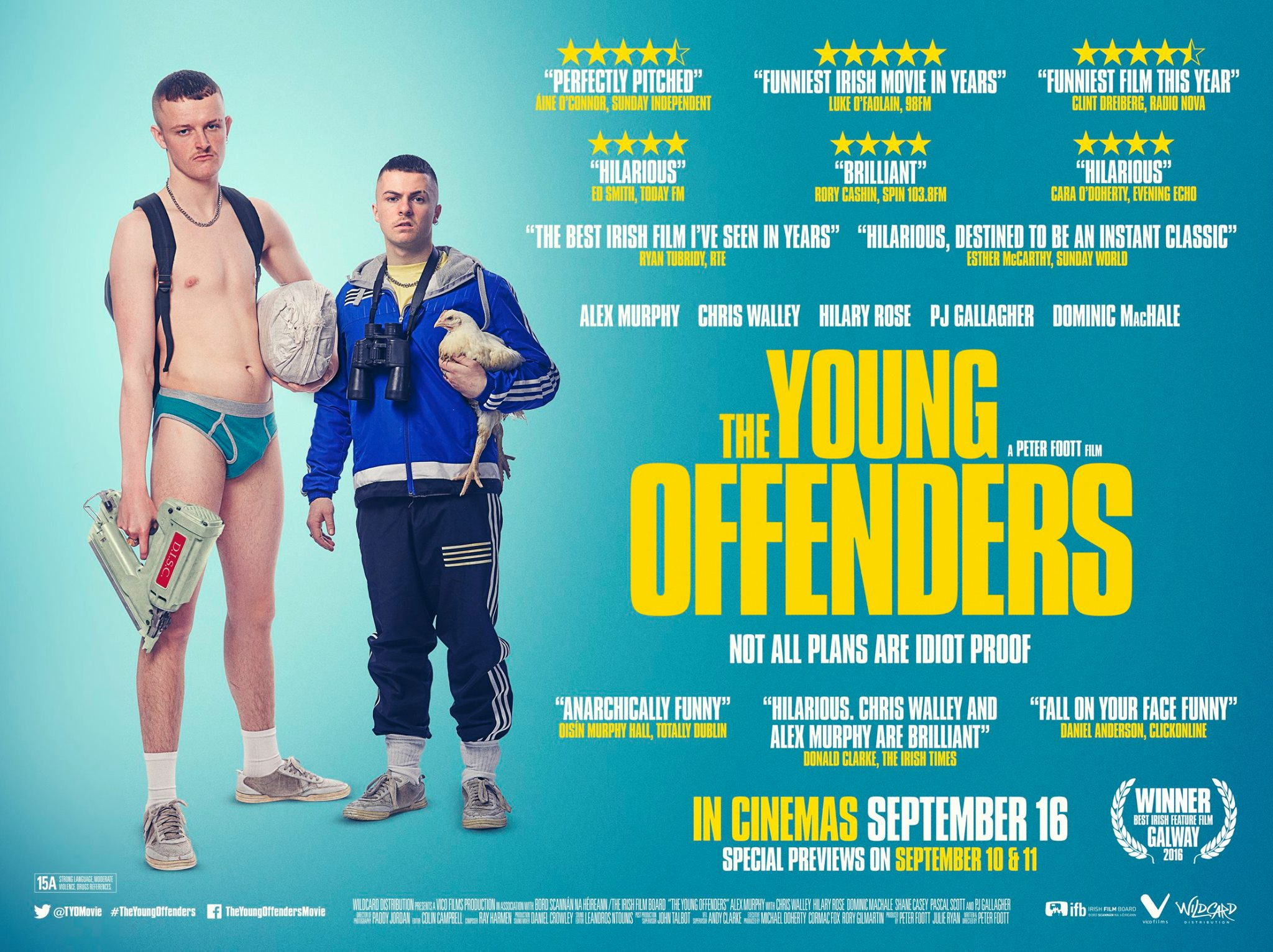 Image result for the young offenders
