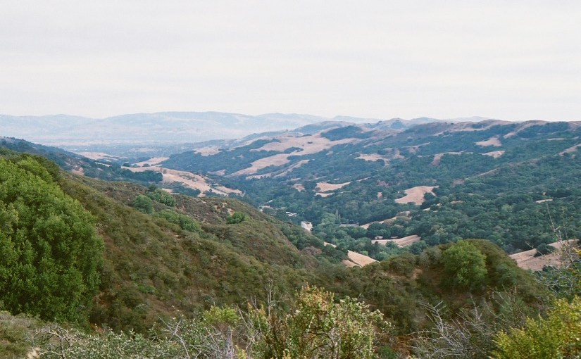 california: las trampas on film
