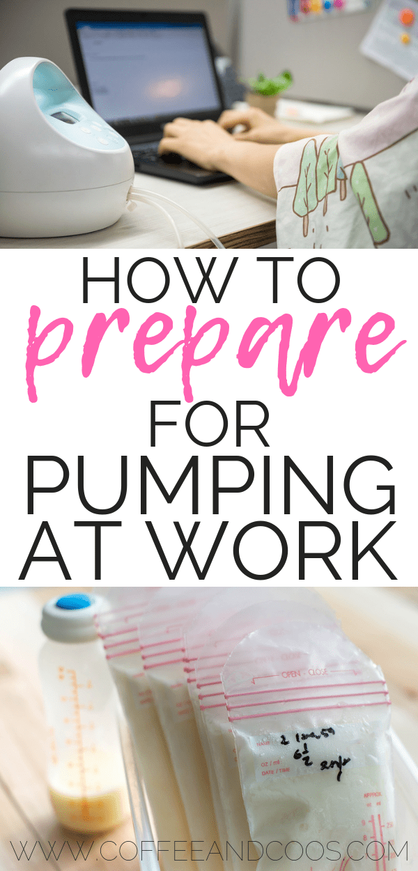 How to Prepare for Pumping at Work