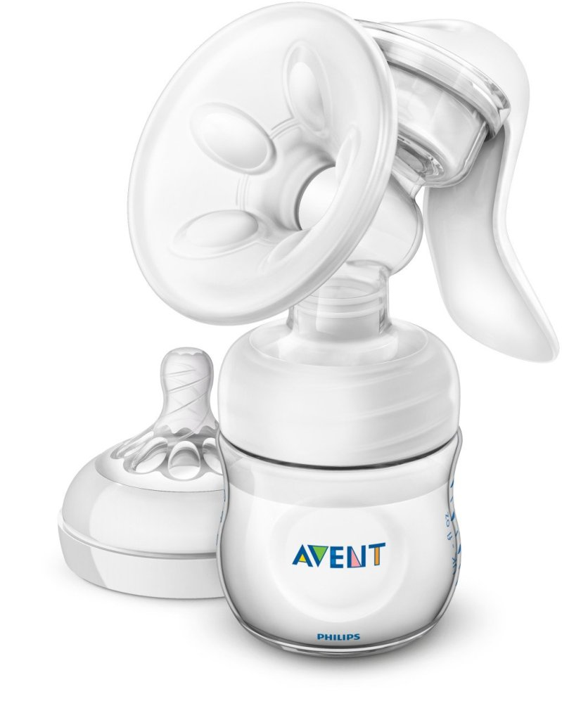 philips avent manual pump