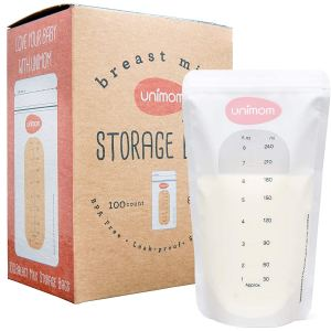 best milk storage bag for large capacity