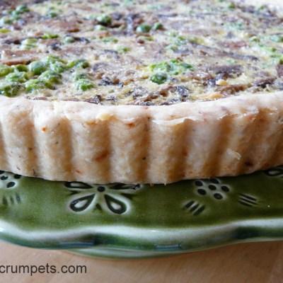 Herbes De Provence Pastry Crust