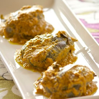 Baghare Baingan | Spicy Eggplant Masala