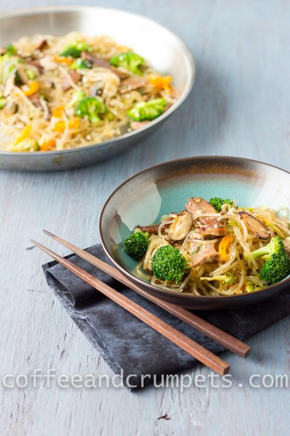 Chap Chae Noodles