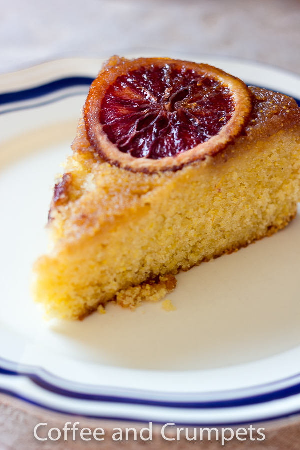 Blood Orange Upside Down Cake-3
