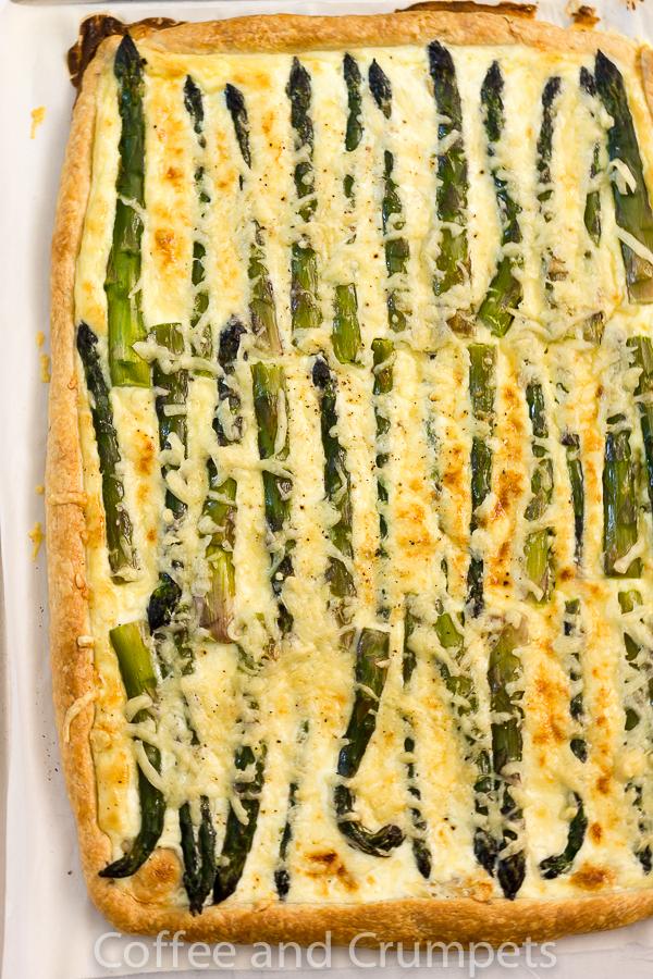 Asparagus and Emmentaler Tart-3