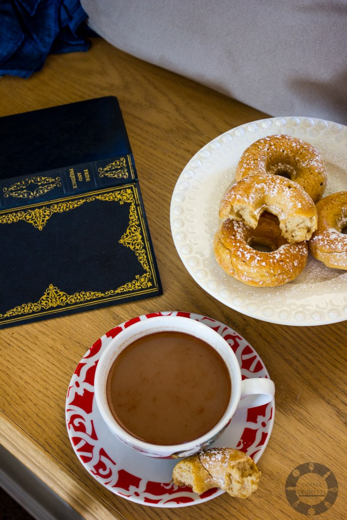 Tea Flavoured Doughnuts