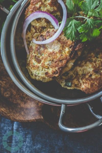 Ground Chicken Kebabs