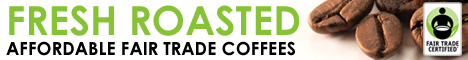 Coffee Bean Direct Fair-Trade Banner 4