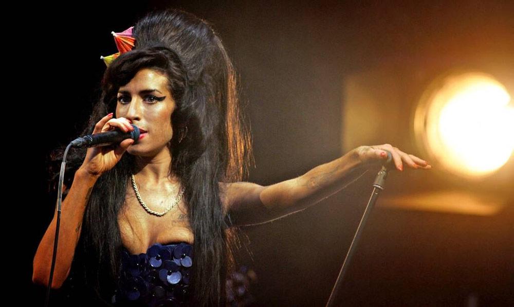 3. Amy Winehouse
