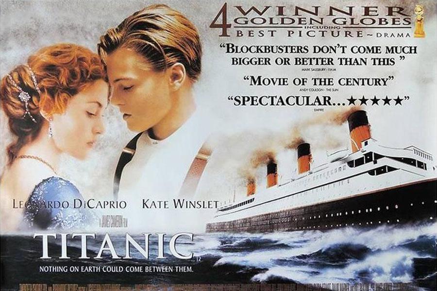 33. Movies About The Titanic - Titanic