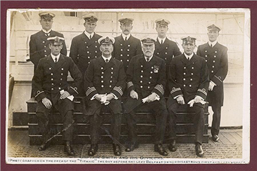 5. The Deck Crew