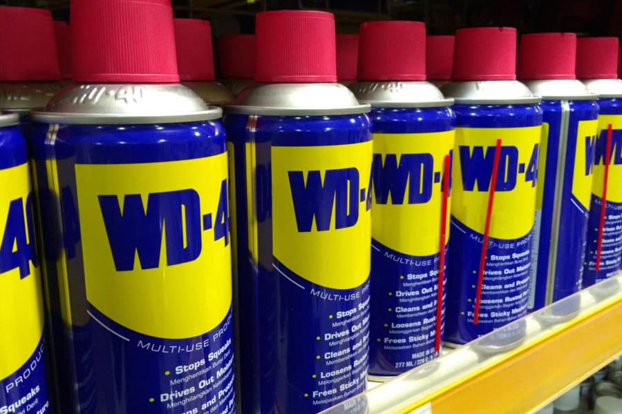 20 Uses For WD-40 Which Can Save The Day!