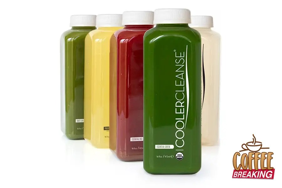 4 Juice Generation Cooler Cleanse $174 Per Juice Cleanse