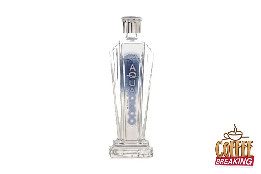 Most Expensive Bottled Waters Aquadeco Water 9