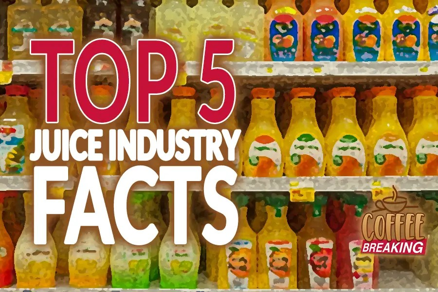 Top 5 Juice Industry Facts