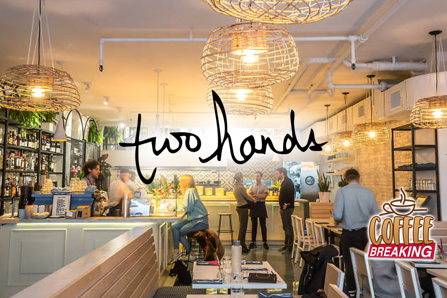 1 Two Hands Top 10 Coffee Shops In NYC