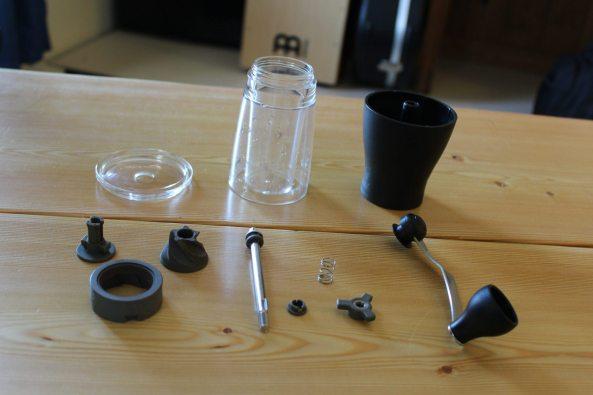 Hario Mini Mill Mod