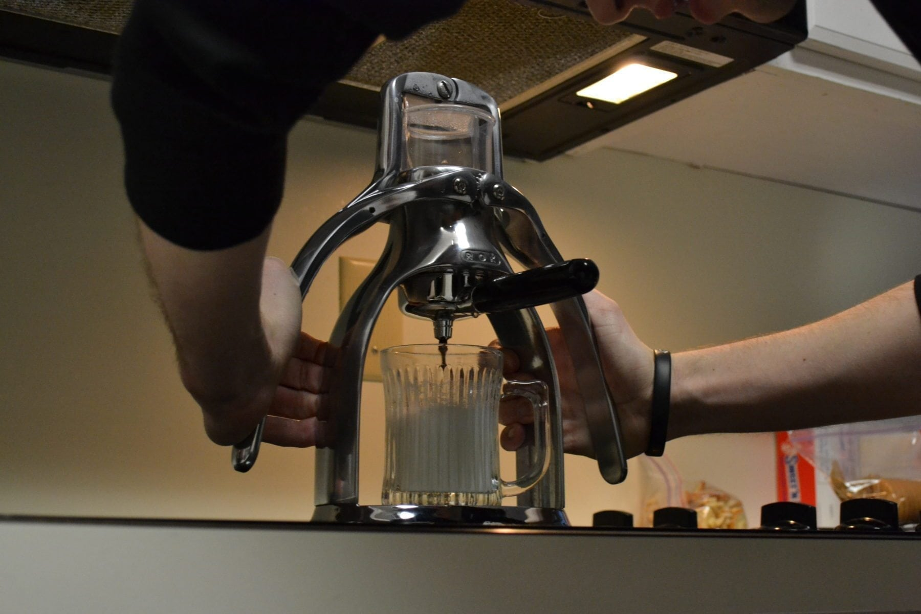 rok espresso machine review