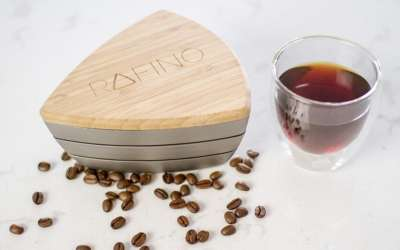 The Rafino Brings Order to Coffee Grinding Chaos