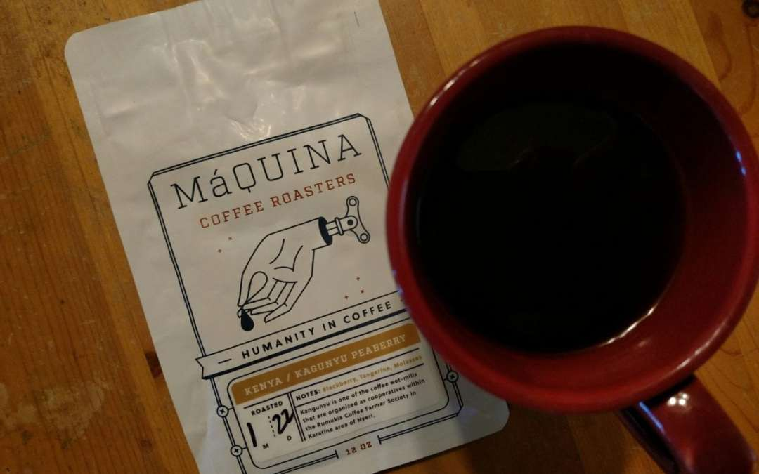 Máquina Coffee: The Veteran New Coffee Roaster + An Interview With Gabriel Boscana