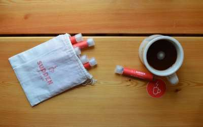 Sudden Coffee Review: The Next Level Of Instant Coffee?