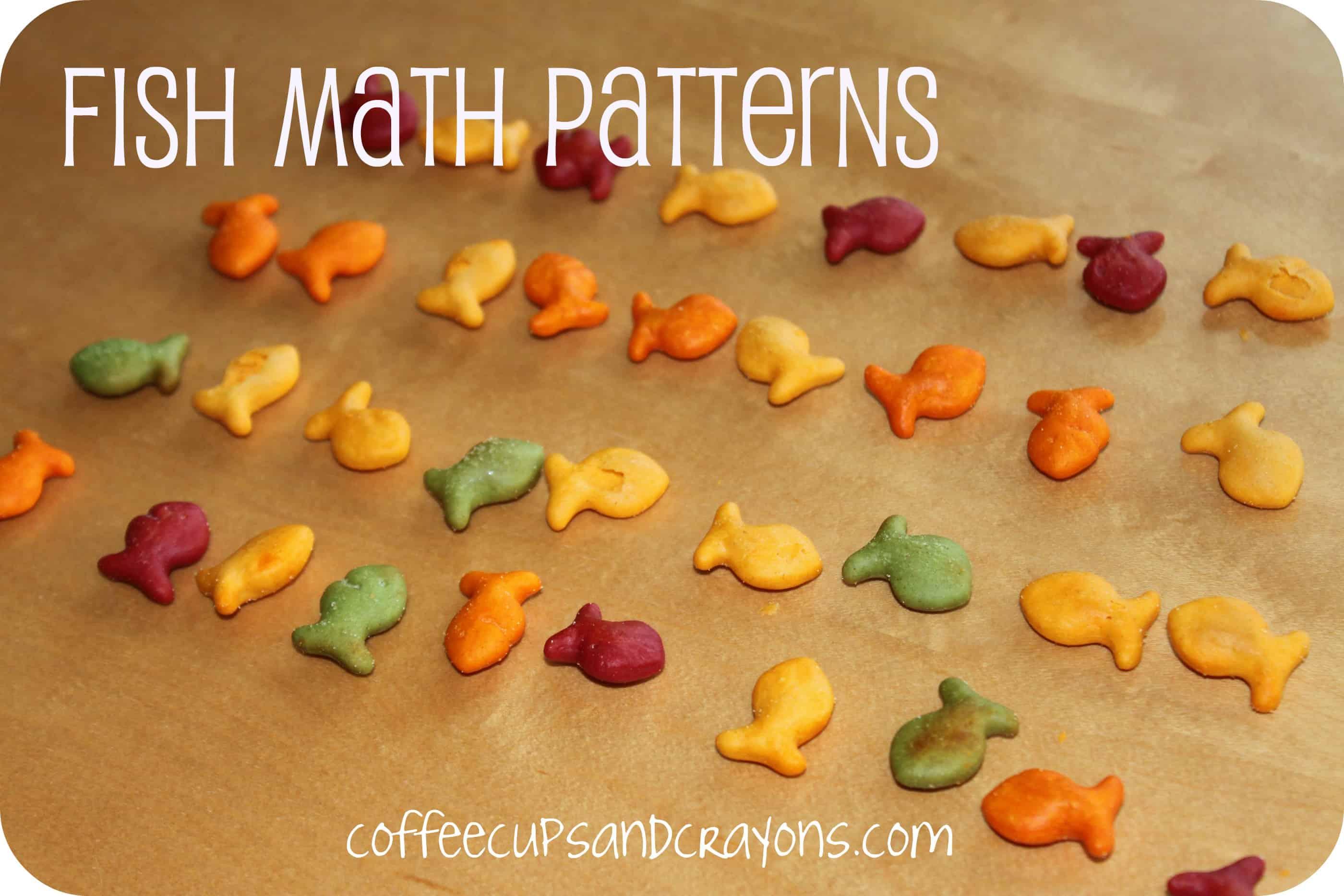 Math Pattern Activities Design Patterns